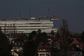 Sicht aufs ORF-Zentrum (ca. NO)